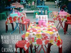 Where to Eat Street Food in Chiang Mai