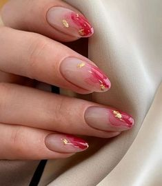 Elegant Nails, Stylish Nails, Trendy Nails, Almond Acrylic Nails, Best Acrylic Nails, Almond Nail Art, Acrylic Nail Designs, Nagellack Design, Funky Nails