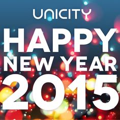 Unicity Wishes Everyone A Happy New Year !