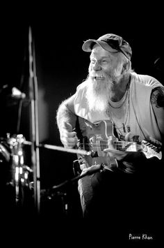 Seasick Steve - You have no idea what awesomeness is until you check him out.