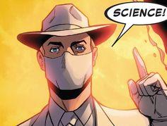 The Laboratory of Violence: Doctor Nemesis Appreciation Thread