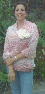 Anti-A/C Shawl (basic garter stitch)   Dana Must Knit