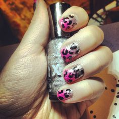 Just painted my nails!!