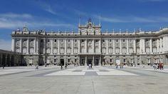 Palais royal #Madrid
