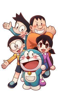 Doremon Cartoon, Cartoon Stickers, Cartoon Design, Cartoon Drawings, Cartoon Wallpaper Hd, Cute Pokemon Wallpaper, Cute Disney Drawings, Cute Kawaii Drawings, Friendship Wallpaper