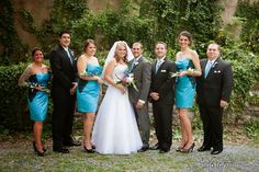 Wedding Party Pictures - Wedding Photography -  RSVP: The RiverRoom Blog