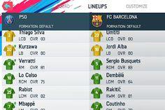 FIFA 19 V.3.0 By Denchai Fifa Games, Psg, Fc Barcelona