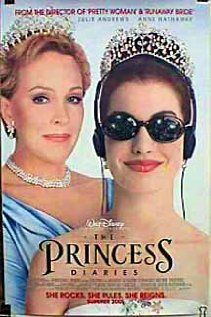 The Princess Diaries. One of my most favorite movies ever!
