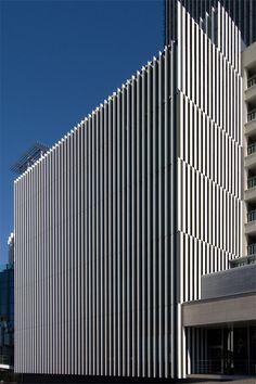 Suntory Museum of Art   Tokyo, Japan    kengo kuma and associates