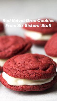 Cookie Desserts, Just Desserts, Cookie Recipes, Delicious Desserts, Delicious Cookies, Italian Desserts, Cookie Bars, Cake Mix Recipes, Frosting Recipes