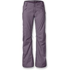 The North Face Freedom LRBC Insulated Pants - Women's Short Sizes // short people snowpants