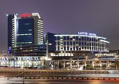Lotte Hotel Moscow-20