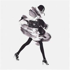 Moda e Arte   Ilustradores de moda para seguir no Instagram