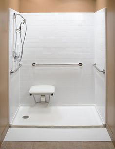 Diseno De Baño Para Discapacitados:Handicap Bathroom Showers