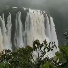 Good Morning Beautiful Pictures, Beautiful Photos Of Nature, Nature Images, Amazing Nature, Beautiful Landscapes, Beautiful Forest, Amazing Places On Earth, Beautiful Places To Travel, Nayagara Water Falls