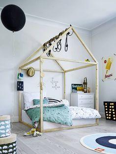 Hippe jongens kamer van Done by Deer (De De Kleine Generatie)