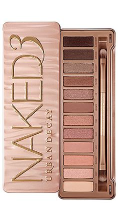 Naked 3...rose gold perfection.