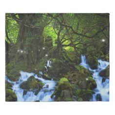 Forest Dreams Duvet Cover