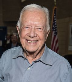 Health News: Former President Jimmy Carter Reveals He Has Cancer. His cancer has spread to his brain. :(