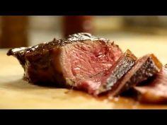 Steak_Video kurzy vaření Jídlo je vášeň - YouTube