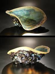 「seashells in fused glass」の画像検索結果