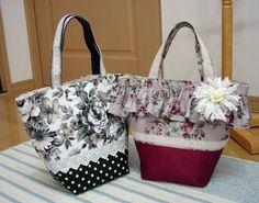 International Sewing Patterns, miniature tote bag