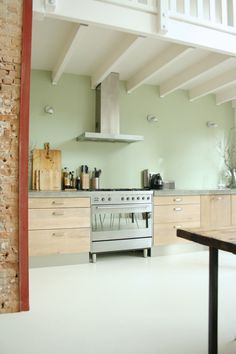 Inside Scoop: Industrial Rotterdam Renovation by Holly Marder for Houzz
