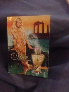 Siren by Paris Hilton .05 fl oz