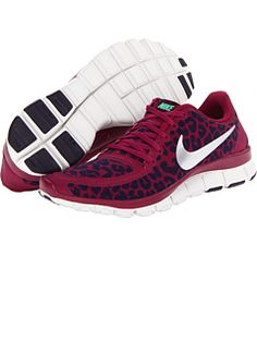 Nike at Zappos. Free shipping, free returns, more happiness! love these raspberry/black leopard nikes!