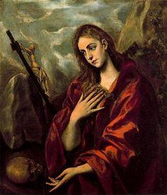 Penitent+Magdalene+-+El+Greco