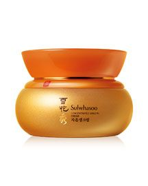 Super dry complexion: Sulwhasoo's Concentrated Ginseng Cream is an office favorite. Using natural ingredients like roots, berries and - yes - ginseng, this Korean anti-aging cream quickly restores your skin while helping maintain balance.