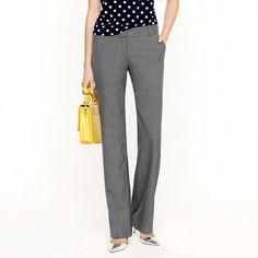 1035 trouser in Super 120s via J.Crew. Seriously, the best pair of pants you can own for your wardrobe. I've had mine for 10 years now and they still look great.