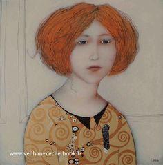 En chemisier Klimt
