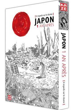 SÉISME+TSUNAMI +FUKUSHIMA : 1 an après les catastrophes successives qui ont secoué le Japon, Kazé publiera un recueil de manga inédit et originaux en hommage aux victimes. L'ensemble des bénéfices sera reversé à La Croix Rouge Japonaise. Merci de votre soutien à la cause !