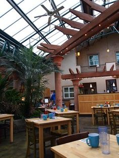 Alexa's Garden Cafe in Ballard