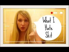 What I Hate Skit - Jade West Victorious Skit   InitiallyCameraShy - YouTube