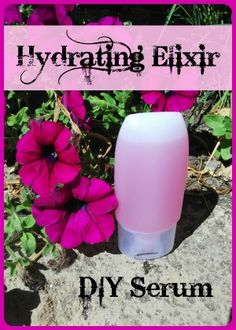 """Hydrating Elixir"" Serum with Hyaluronic Acid of two molecular weights :) Simple recipe and tutorial Dark Spots On Legs, Best Face Serum, Hydrating Serum, Handmade Cosmetics, Best Essential Oils, Skin Care Treatments, Body Lotions, Diy Skin Care, Hyaluronic Acid"