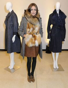 Winter Style Icons | POPSUGAR Fashion