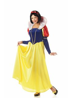 Snow White Costume 2011