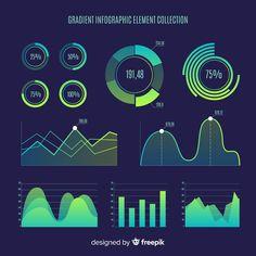 Graph Design, Chart Design, Information Visualization, Data Visualization, Abstract Template, Dashboard Design, Information Design, Environment Concept Art, User Interface Design