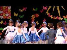 Marsz Radeckiego - Mistrzostwa Tańca Przedszkolaka 2016 - Przedszkole Św. Anny w Łodzi - YouTube