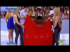 Mágica Que deu Errado  Na TV Ao Vivo!