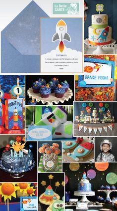 Fiesta Astronauta Infantil, con invitaciones electronicas, ideas de comida espacio, decoracion astronauta y de planetas: http://www.labellecarte.com/la_belle_blog/2012/09/12/fiesta-espacial-para-ninos-especiales-y-pequenos-astronautas-con-invitaciones-virtuales/# La Belle Carte