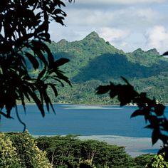 A Polynesian Secret, the Island of Huahine - Coastal Living
