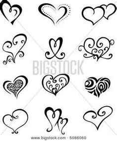 I know this is tatto stuff but I am going to use these for patterns for chocolate filligrees