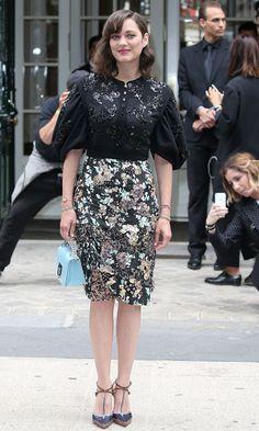 Las celebrities se apuntan al estilo parisien