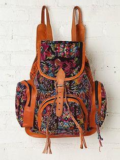Free People Maya Backpack