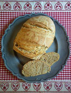 Pane integrale di Zia Delhy
