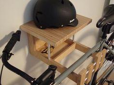 Wall Mounted Bike Rack: New Innovation for Bikers Bicycle Hanger, Bike Hooks, Bike Shelf, Buy Bicycle, Wall Mount Bike Rack, Bike Mount, Bike Storage Options, Diy Rack, Bike Parking