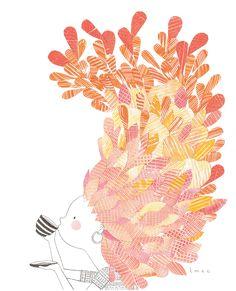 Flora series The Hair